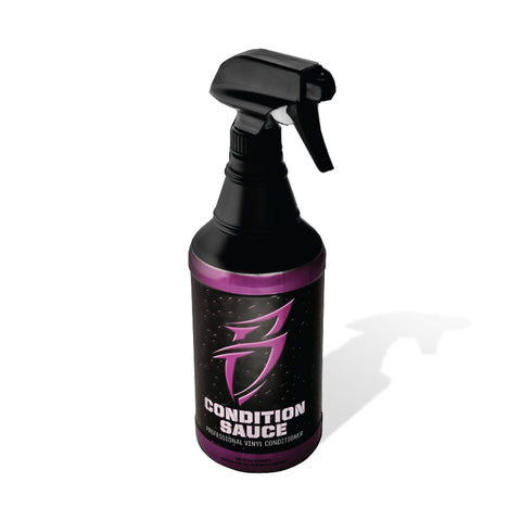 Boat Bling CONDITION SAUCE, Premium Interior Cleaner (32 oz) #CS0032 - Pacific Boat Trailers