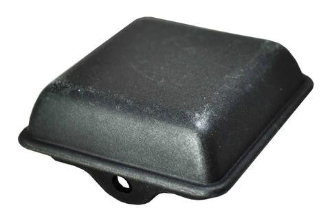"Square Replacement Cap for Fulton Trailer Jacks, 2.25"" x 2.25"" #500325 - Pacific Boat Trailers"