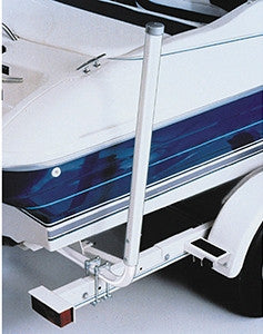 "Fulton Boat Guides, 44"" Tall - PVC Uprights #GB440101 - Pacific Boat Trailers"
