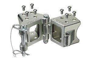 "FULTON Fold-Away Bolt-On Hinge Kit for 3"" x 5"" Tongue - 9000lbs. #HDPB350101 - Pacific Boat Trailers"