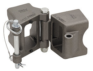 "FULTON Fold-Away Hinge Kit for 3"" x 5"" Trailer Tongue, WELD-ON #HDPW350300 - Pacific Boat Trailers"