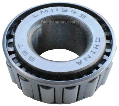 Trailer Bearing #LM11949 - Pacific Boat Trailers