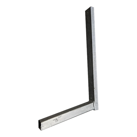 "23"" Galvanized Light Duty Load Guide Upright (Angled) #PBT-LGLD23-ANG - Pacific Boat Trailers"