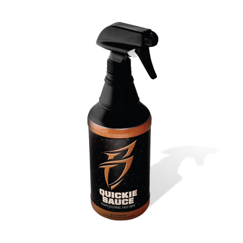 Boat Bling Quickie Sauce, Premium 'Quickie' Cleaner (32 Oz.) #QS0032 - Pacific Boat TrailersBoat Bling QUICKIE Sauce, Premium 'Quickie' Cleaner (32 oz.) #QS0032