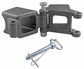"FULTON Fold-Away Hinge Kit for 3"" x 3"" Trailer Tongue, WELD-ON #HDPW330300 - Pacific Boat Trailers"