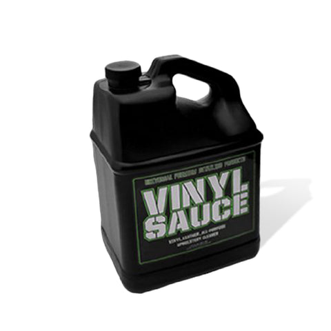 Boat Bling VINYL SAUCE, Premium Vinyl Conditioner (1 Gallon Bottle) #VS0128 - Pacific Boat Trailers