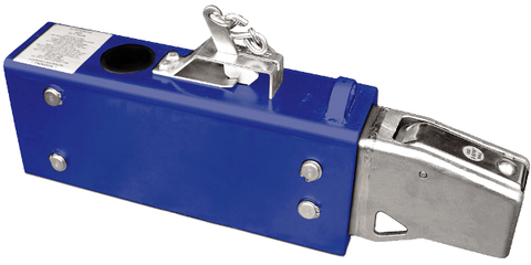UFP Model A-160 Hydraulic Drum Brake Actuator (primed, weld-on) #40030 - Pacific Boat Trailers