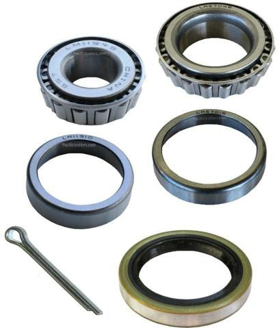 "Trailer Bearing Kit, 1 1/4"" x 3/4"" Spindle, LM67048/LM11949 Bearings - Pacific Boat Trailers"