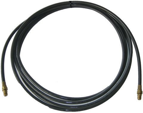 Rubber Brake Hose Assembly Flexible Trailer Brake Line, 30' Main Line #37204-360 - Pacific Boat Trailers