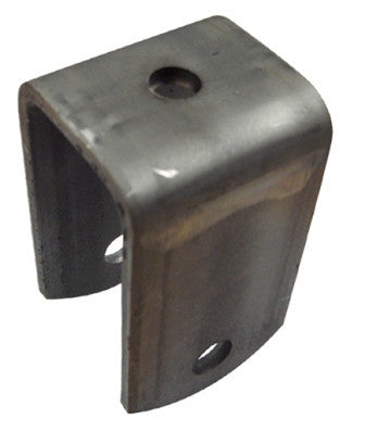 Leaf Spring Suspension Hanger, Center Weld-on # AU0118P - Pacific Boat Trailers