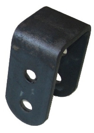 Front/Rear Weld-on Leaf Spring Hanger 2-hole position #AU0114P - Pacific Boat Trailers