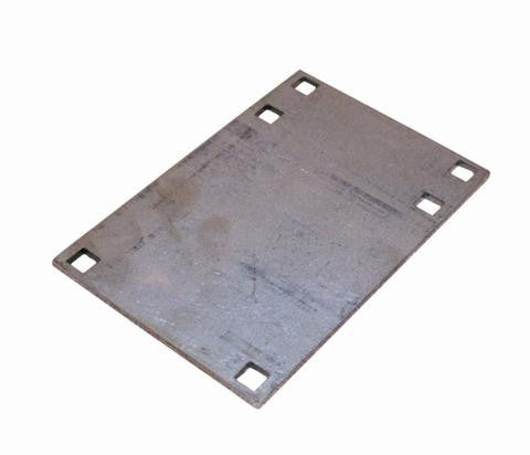 Mounting Plate for Titan Brake-Rite Actuators #4821900 - Pacific Boat Trailers
