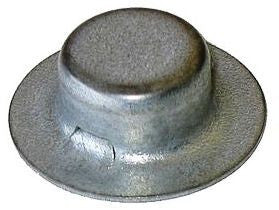 "5/8"" Pal Nut for Boat Trailer Roller Shafts #94803A060 - Pacific Boat Trailers"