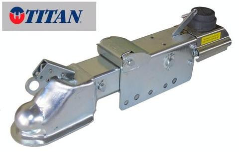 Titan/Dico Model 6 Disc Brake Actuator w/ Solenoid #4747220 - Pacific Boat Trailers