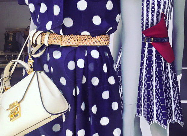What to Wear & Why: A Polka Dot Print