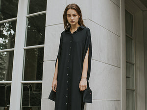 The Season's Best Shirt Dress