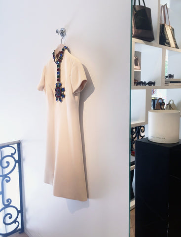 Vintage-Fashion-Dior-Gucci-YSL-Yorkville-Pop-Up-Norell-Dress