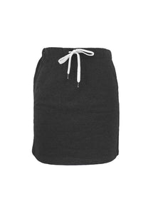 Black Easy Fit Skirt