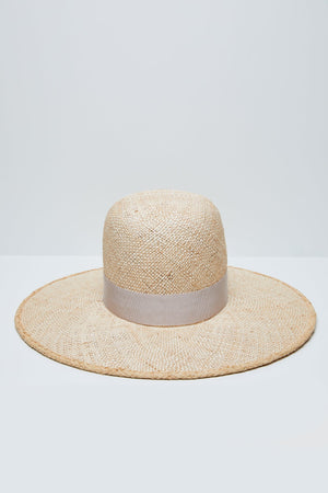 HH Straw Hat (Holy Mountain) - Natural