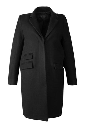 Newport Coat - Black