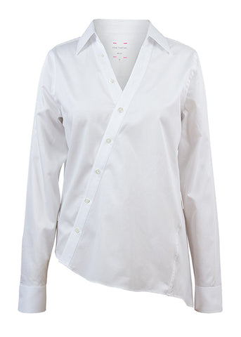 Asymmetric Tailored Shirt