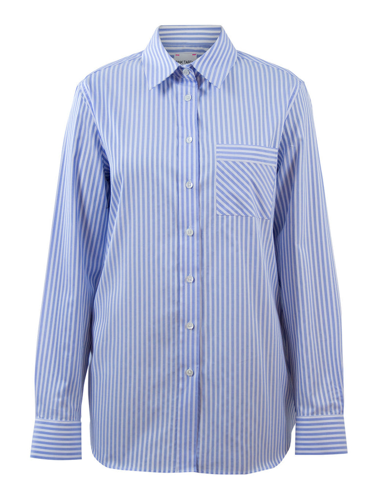 Herringbone Stripe Shirt