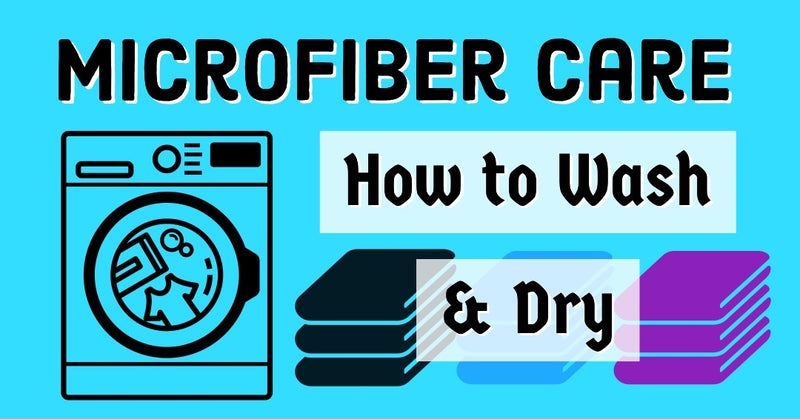 How to Wash Microfiber?