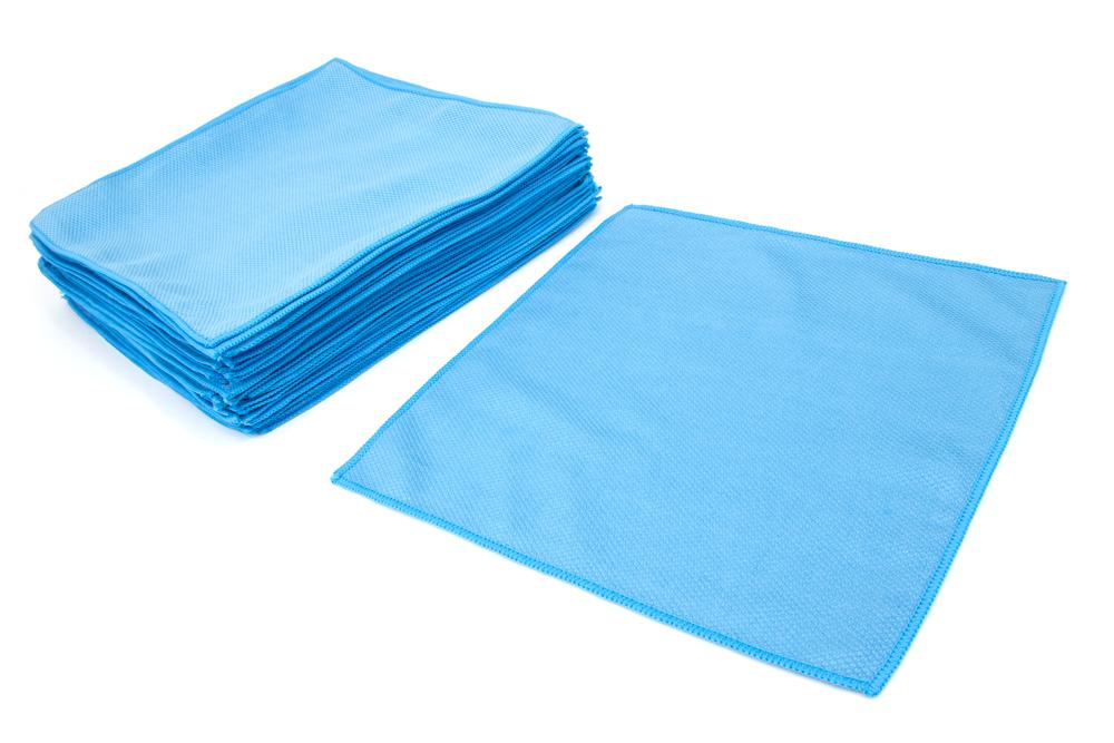 "Autofiber Towel BLOWOUT [Diamond Glass] Microfiber Window and Glass Towel (12""x12"") - 50 pack"