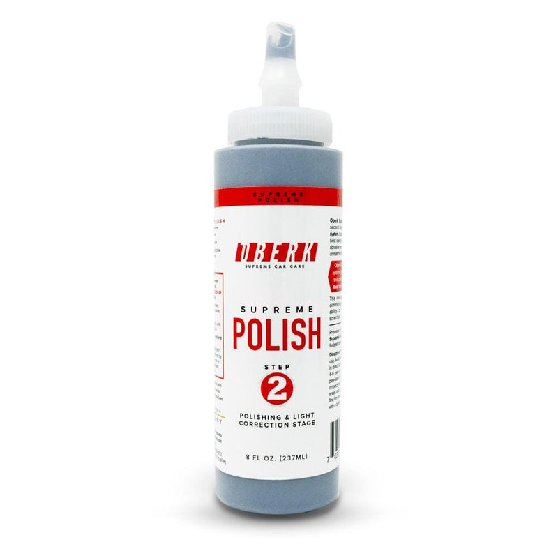 Oberk Chemical Oberk Supreme Polish 8 oz.