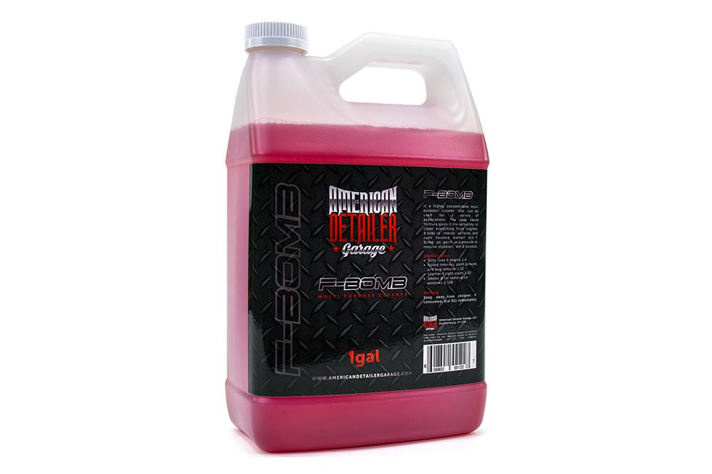 American Detailer Garage Chemical 1 Gallon [F-Bomb] Multi-Purpose Cleaner