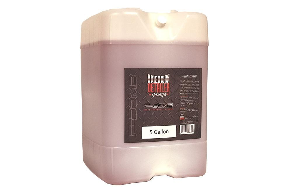 American Detailer Garage Chemical [F-Bomb] Multi-Purpose Cleaner - 5 Gallon (640 oz.)
