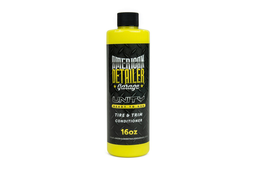 American Detailer Garage Chemical [UNITY] Tire & Trim Conditioner Dressing - Pint (16 oz.)