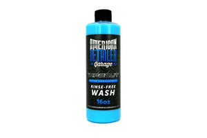 American Detailer Garage Chemical Blue [WIPEOUT] Hybrid Waterless Wash Concentrate - Pint