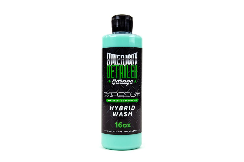 Green [WIPEOUT] Hybrid Waterless Wash Concentrate - Pint