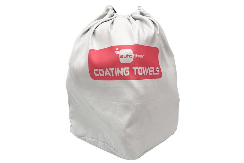 Autofiber Coating [Sort & Store Bucket Bag] Microfiber Towel Organizing Bags (1 pack)