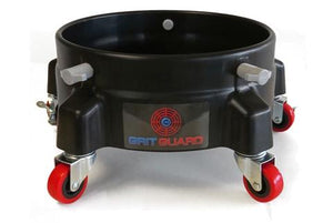 Grit Guard Accessory Black Bucket Dolly by Grit Guard