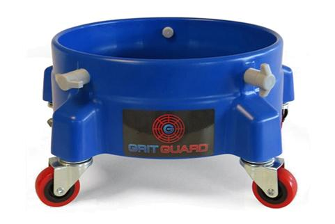 Grit Guard Accessory Blue Bucket Dolly by Grit Guard