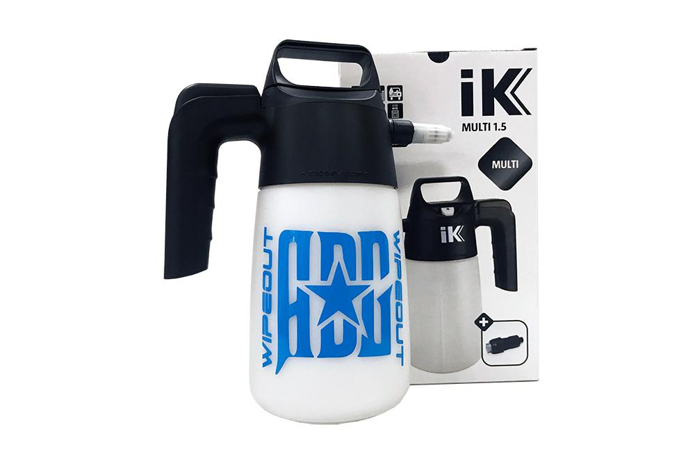 IK Sprayer Accessory [IK MULTI 1.5 for WIPEOUT] Handheld Compression Sprayer 35 oz.