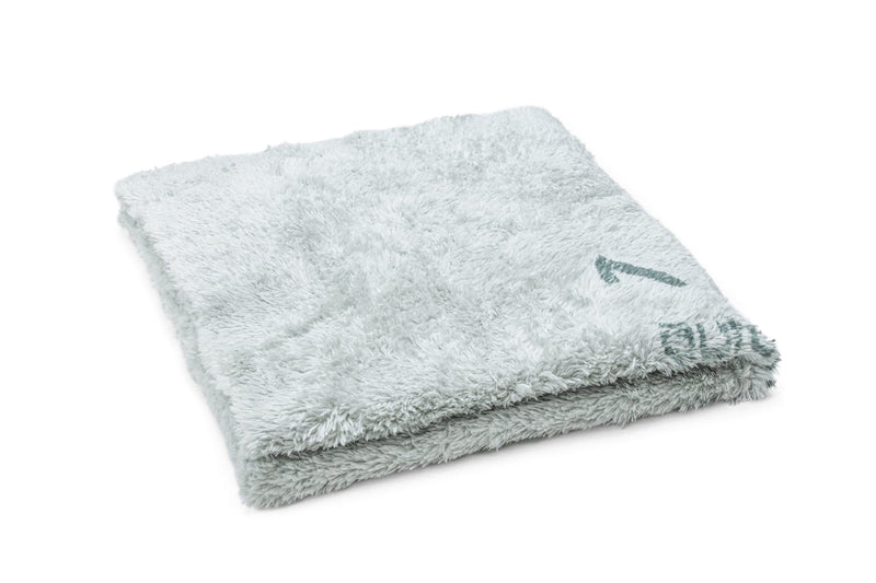 Autofiber [Korean Quadrant Wipe] Plush Microfiber Coating Leveling Towel (16 in. x 16 in., 350 gsm) - 10 pack
