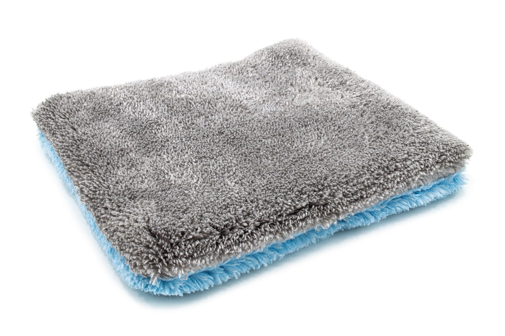 "[Flat Out] Microfiber Wash Pad (9""x8"") Blue/Gray - 4 pack"