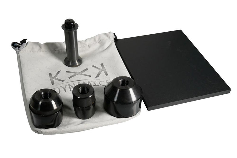 [Complete Pad Punch Set] Pad Punch Set + Stryker Handle + Punch Board + Branded Bag