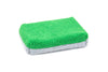 Thin [Saver Applicator Terry] Microfiber Coating Applicator Sponge with Plastic Barrier  - 12 pack