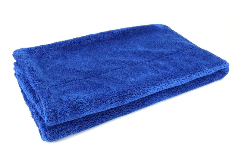 Autofiber Towel [Motherfluffer XL+] Xtra-Large Plush Microfiber Drying Towel (20 in. x 40 in., 1100 gsm) 1 pack