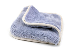Autofiber Towel [Double Flip 70.30] Spray Wax/Sealant Microfiber Towel (8 in. x 8 in., 1200 gsm) 3 pack