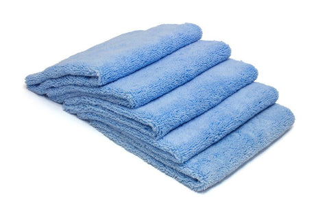 BULK BUNDLE [Elite] Edgeless Microfiber Detailing Towels (16 in. x 16 in. 360 gsm) 10 pack