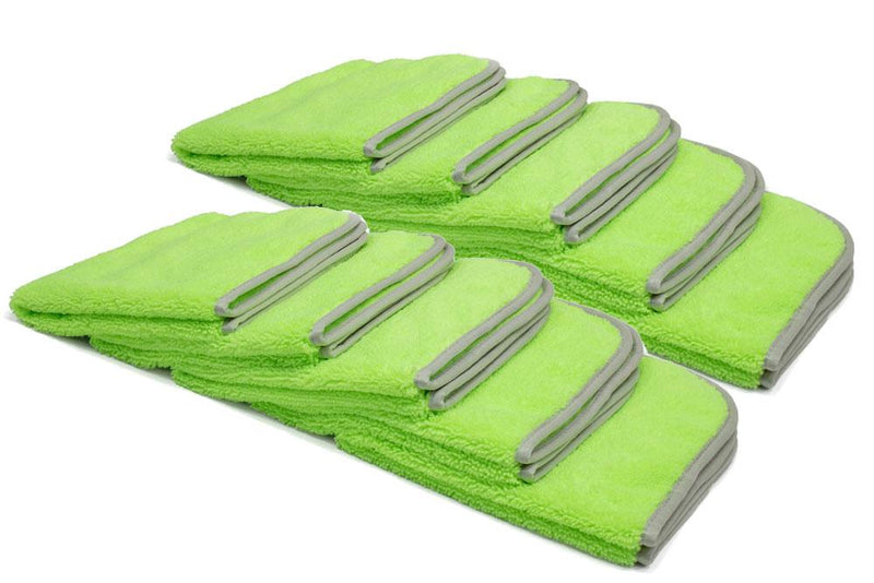 [Elite] Microfiber Detailing Towels with MicroEdge (16 in. x 16 in. 360 gsm) 10 pack