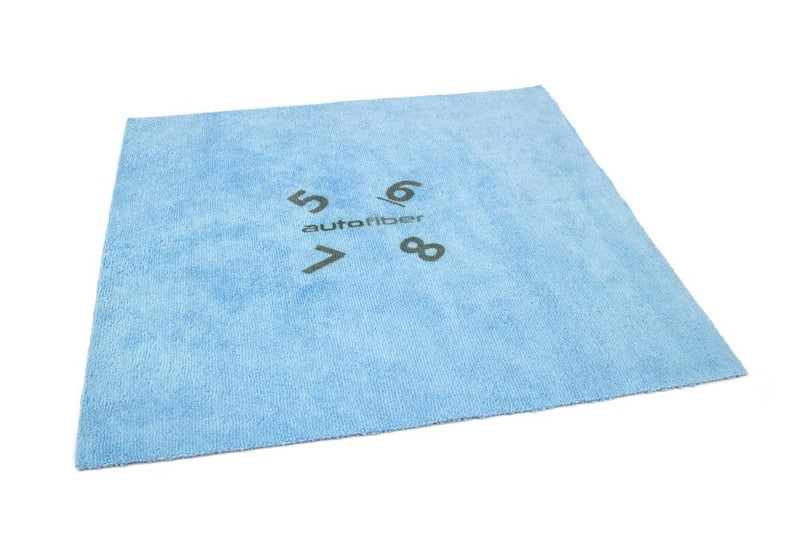 [Quadrant Wipe] Microfiber Coating Leveling Towel (16 in. x 16 in., 390 gsm) - 10 pack