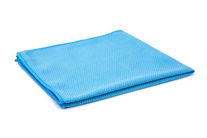 Autofiber Towel [Diamond Glass] Microfiber Window and Mirror Cloth (16 in. x 16 in., 300 gsm) 4 pack