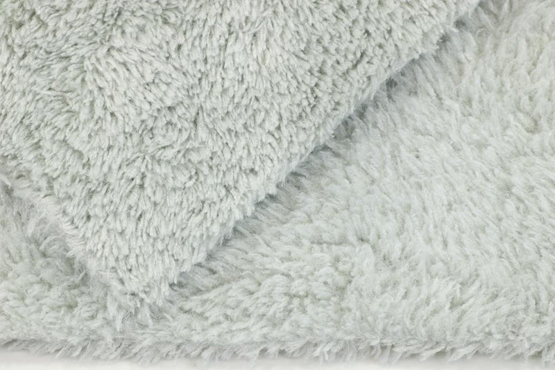 Autofiber Towel [Korean Plush 350] Edgeless Detailing Towels (16 in. x 16 in. 350 gsm) 6 pack