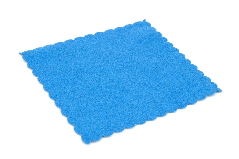 Autofiber Towel [Suede Swatch] Microfiber Coating Application Cloth (4 in. x 4 in.) - 50 pack